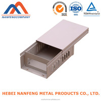 Power Case China Factory Process OEM Powder Painted Mild Steel Power Case