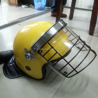 Yellow Anti Riot Helmet