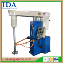 plastic high speed mixer concrete dissolver