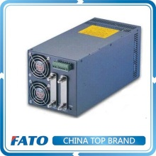 FATO SCN-1500-24 1500w 230v ac 24v dc transformer high power single output switching power supplies with PFC function
