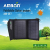 0519 Hot sales ~Mono Solar Panel 7Watt with double USB Ports,Solar Panel for cell phone or outdoor