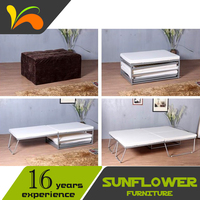 Hot sale folding cabinet bed luxury new style cheap price of folding bed