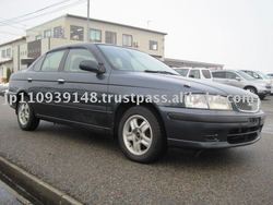 1999year NISSAN SUNNY secondhand car(used car) #302-106