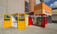 Mobile Modular Container Housing