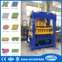 Computer Control Easy To Operate Retaining Wall Block Machine