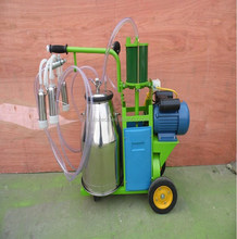 High-Performance Single Milking Machine,Cow/Sheep/Goat Milking Machine small milking machine