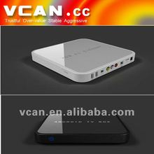 Google Android 4.0 TV set top box with Wifi,3G USB Dongle,1080P: VCAN0412