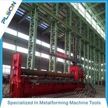 PLSON upper roller rolling machine W11s series to make high quality gas plant