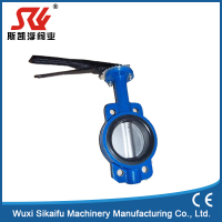 Good reputation related keywords dn150 butterfly valve quality and quantity assured