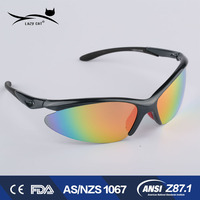 China Manufacturer General Customize Full Color Pictures Men With Retro Tag Sunglasses 2015