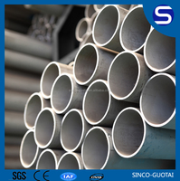 A312 304 316 321 stainless steel Seamless Pipe for industry