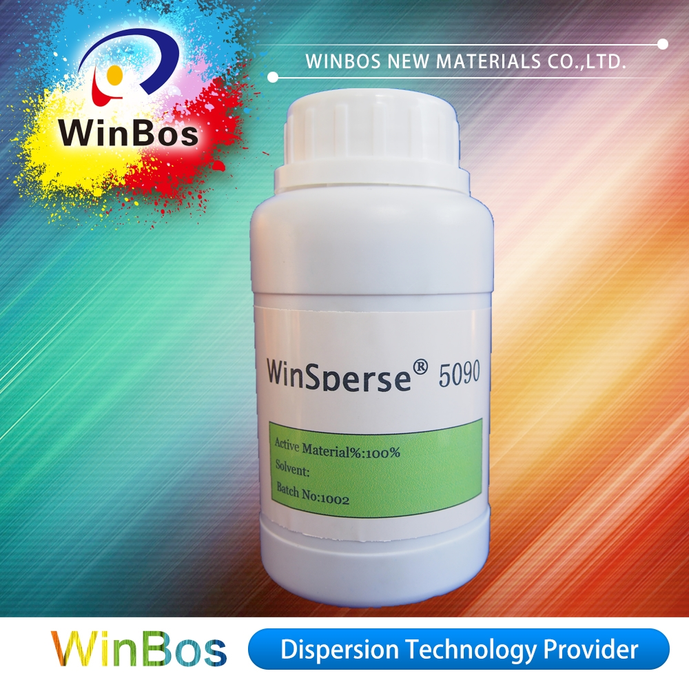 Winsperse 5120 pigment modifier chemical for use in pigment manufacturing