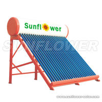 Swimming pool Solar + Oil fired water heater Price