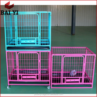 BAIYI Wholesale Durable New Design Lowes Dog Kennels And Runs