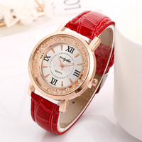 2017 New Arrival Fashion Lady Watch