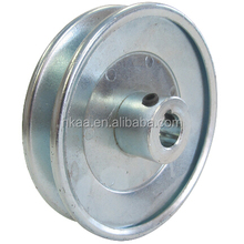 oem stainless steel v belt pulley sizes,large v belt pulley,v belt pulley material