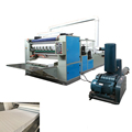 High speed 7 lines facial tissue paper making machine