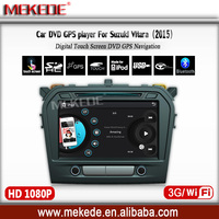 Double DIN Car GPS DVD with 9