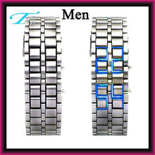 2013 new products digital iron Samurai Watch for men factory direct wholesale hot in USA
