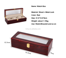 Elegant jewelry boxes for women Custom wooden jewel case/Watch boxes/Wood Bracelet Display cases