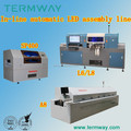 L6 Automatic Online led smd mounter LED High speed pick place machine/SMT pick and place machine/led chip mounter