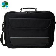 Ultra lightweight 17 inch business laptop messenger bag with Multiple Compartments