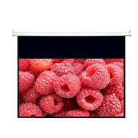 72 inch for home theater use projector screen