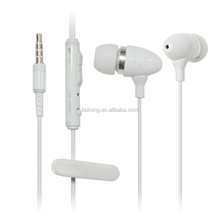 Good quality wired headphone headset headphone earphone for mobil