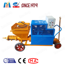 Hot Sale Wall Cement Spray Automatic Plastering Machine Price