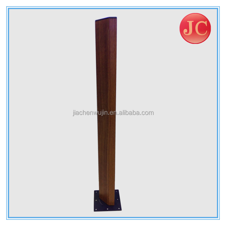 Wood Grain New Modern furniture adjustable table leg 60-LX