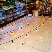 party supply decorative lighting Wedding patio lighting decorative outdoor waterproof string lights with S14 bulb
