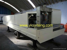 SX-914-750 arch roof roll forming machine \cold steel rolling building machine