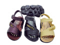 Hot on sale kids pvc sandals