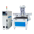 Multi spindle cnc router wood carving machine price mdf cutting machine China price 4 axis woodworking machine