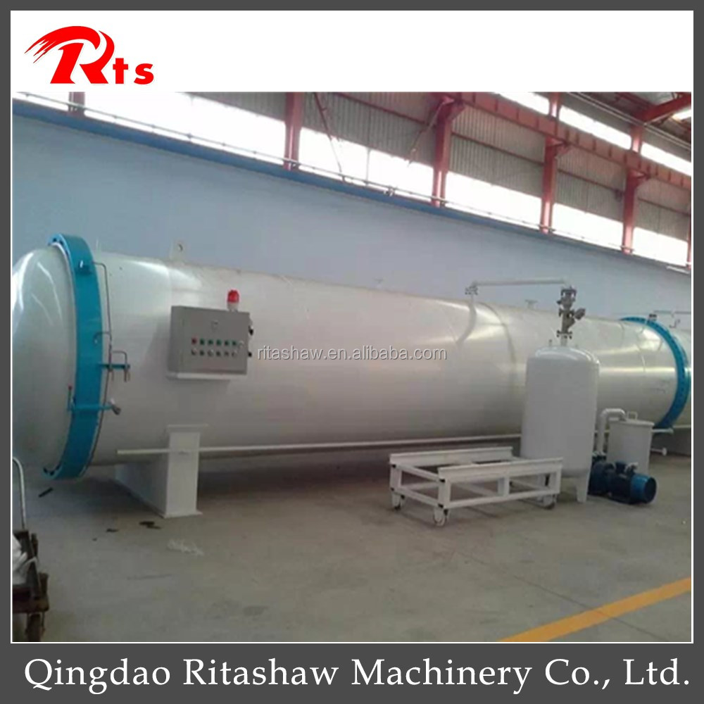 Used Rubber Tires Recycling Machine / Tyre Pyrolysis Plant / Tyre Retreading Equipment