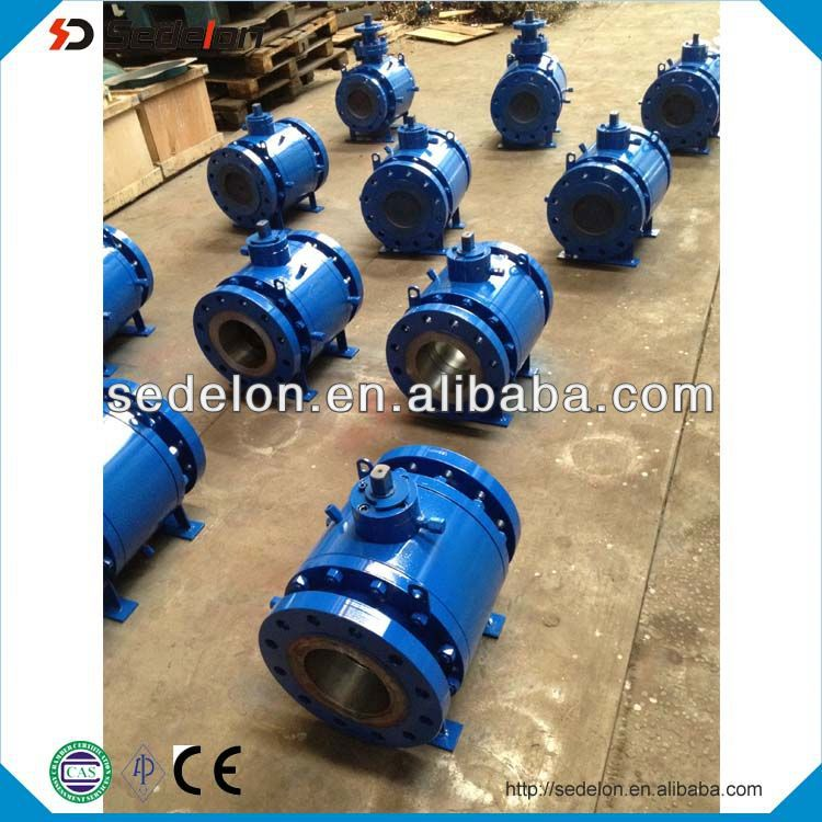 Flanged Ends Stainless steel Ball Valves