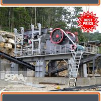 Minerals Metallurgy Jaw Crusher For Quarry