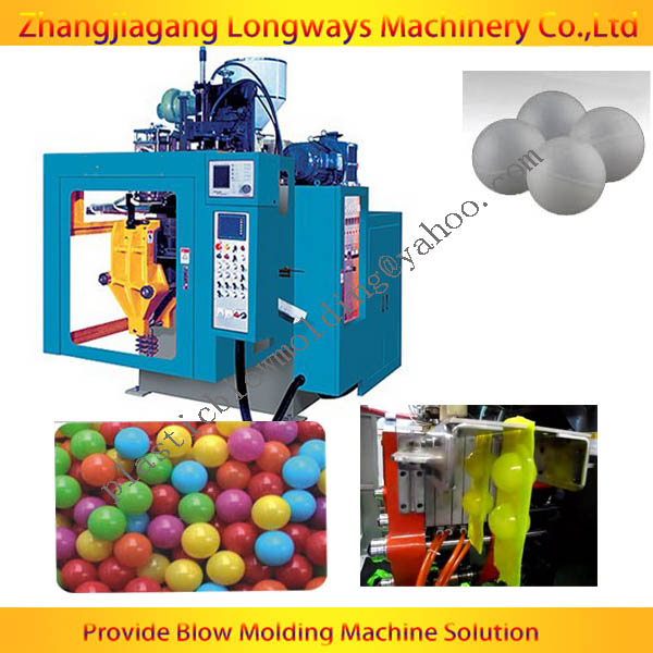 plastic ball making machine / ball blow moulding machine