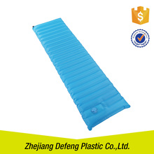 Layer Ultralight Camping Sleeping Pad Plastic Blue