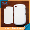 Blank sublimation cases for Blackberry 8520 with sublimation aluminum inserts