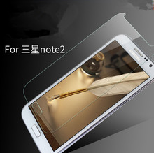for Samsung n7100/note2 screen protector,tempered glass screen protector