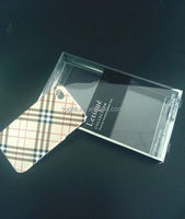 Grand Packaging Box For Phone Case, Clear Mobile Case Package