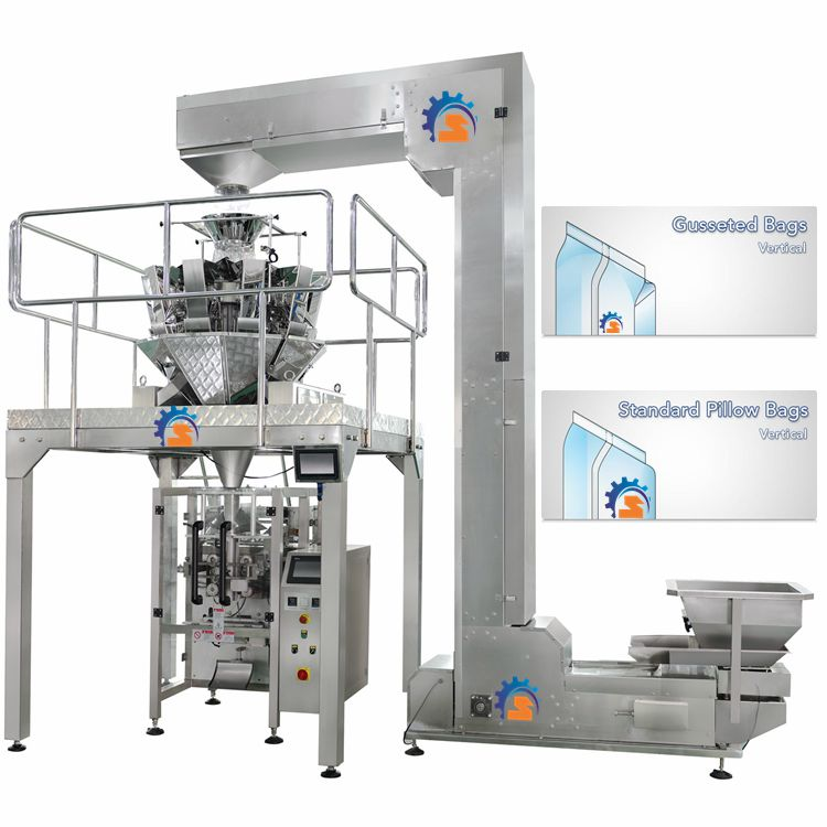 SUNCHON-420W Automatic Bath Salt Packaging Machine