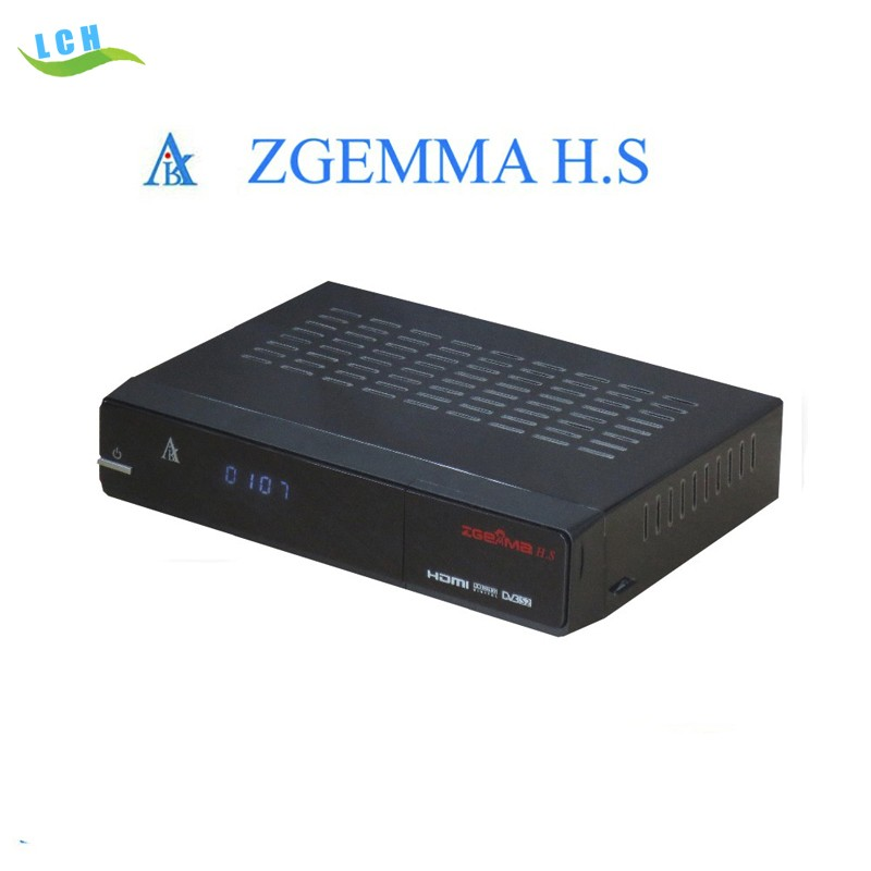 New Updating From Zgemma Star S2 Zgemma H.S Hd Satellite Receiver Hybrid Dvb-s2 single Tuner Zgemma HS enigma2 linux os