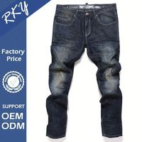 Custom Made Eco-Friendly Authentic Jeans Brand