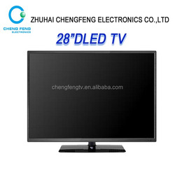 "WHOLESALE 28"" LED TV small size television with good price"