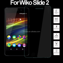 Mobile Phone tempered Glass Screen Protector for Wiko Slide 2