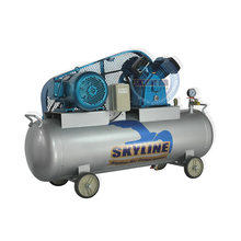 50 L 3 HP 7 CFM 2065 110V 220V 240V 380V 430V Portable Single Stage Belt Driven Piston Air Compressor ZD-V30