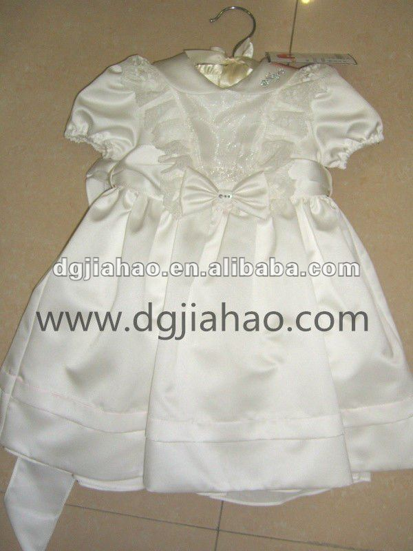 2013 fashion design comfortable and breathable heirloom christening gowns