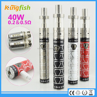 New big vapor ecig 22mm diameter ego v v2 mega for china wholesale